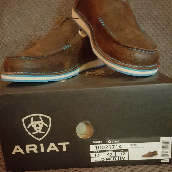 Ariat Other - Cruiser in Vintage Bomber